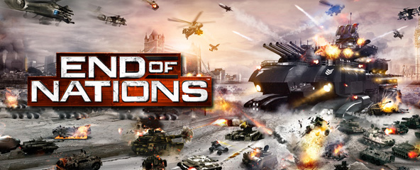 End Of Nations Closed beta 4 Key and Items Giveaway