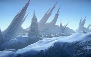 Planetside 2 gets frosty with the launch of Esamir continent