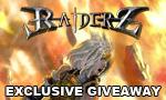 RaiderZ Open Beta Exclusive Item Pack Giveaway