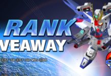 SD Gundam Capsule Fighter Online Free Unit Giveaway 2