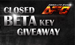 Absolute Force Online Closed Beta Key Giveaway