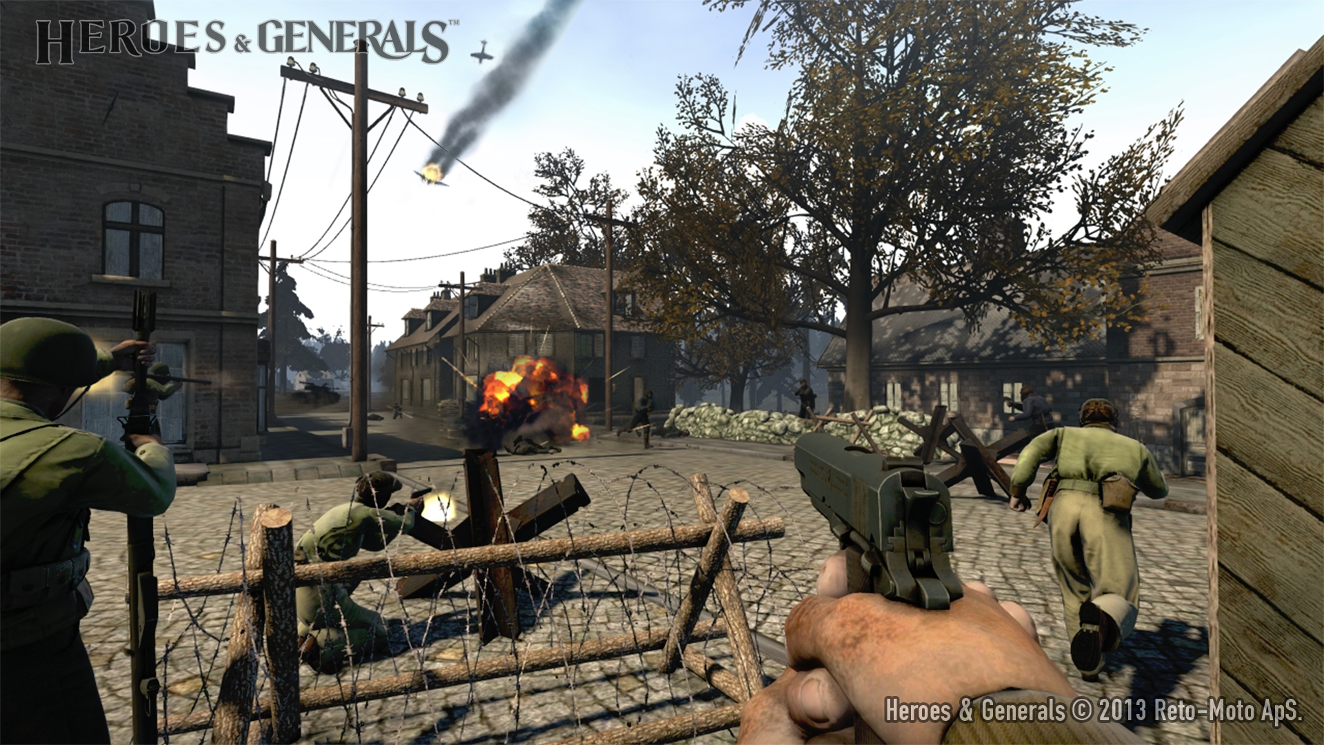 Heroes and Generals (3)