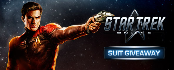 Star Trek Online Suit Giveaway