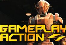 SWTOR: High Level Dungeon - Gameplay Action