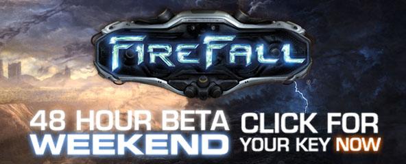 Firefall Closed Beta Key Giveaway