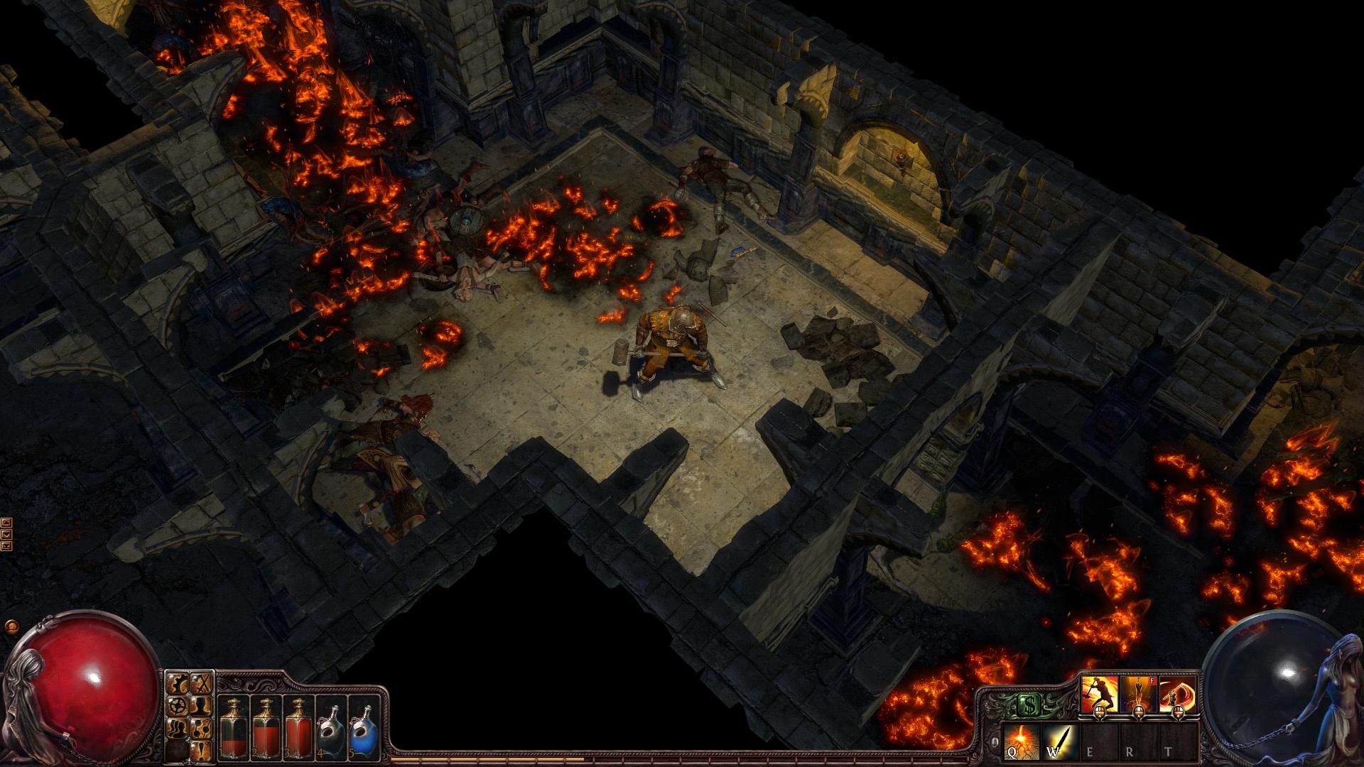 Скачать игру path of exile.