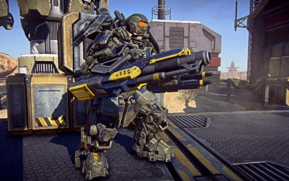 PlanetSide 2 PS4 Closed Beta Strikes Jan. 20