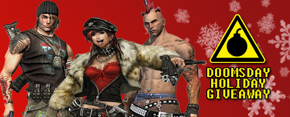 APB Reloaded Free Weapons Giveaway