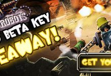 Guns and Robots Closed Beta Key Giveaway 2
