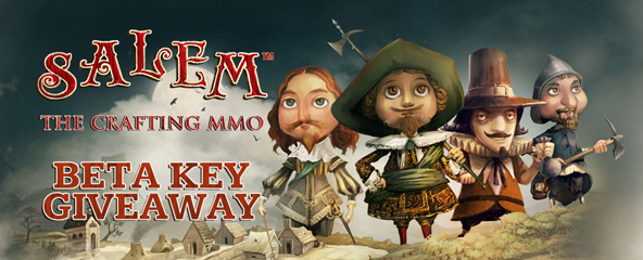 Salem Closed Beta Key Giveaway