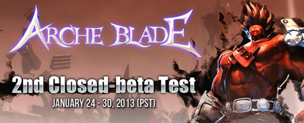 ArcheBlade Closed Beta Key Giveaway (Steam Code)