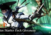 Conquer Online Assassin Starter Pack Giveaway 2