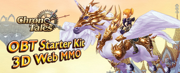 Chrono Tales Open Beta Starter Kit Giveaway