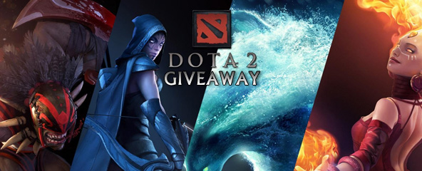 Dota 2 Steam Code Giveaway