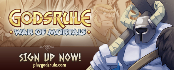 GodsRule Closed Beta Access Giveaway