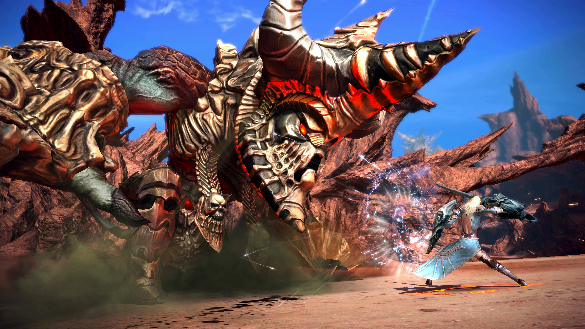 Image result for TERA: rising