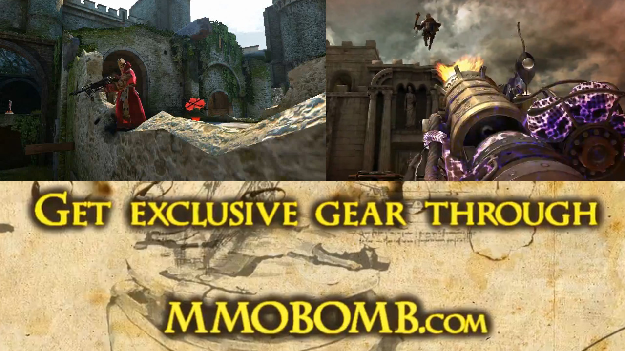 Renaissance Heroes Exclusive MMOBomb Gear Giveaway