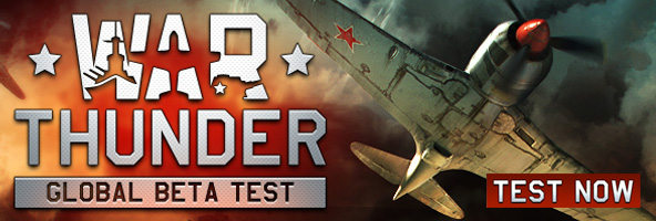 War Thunder Closed Beta Giveaway