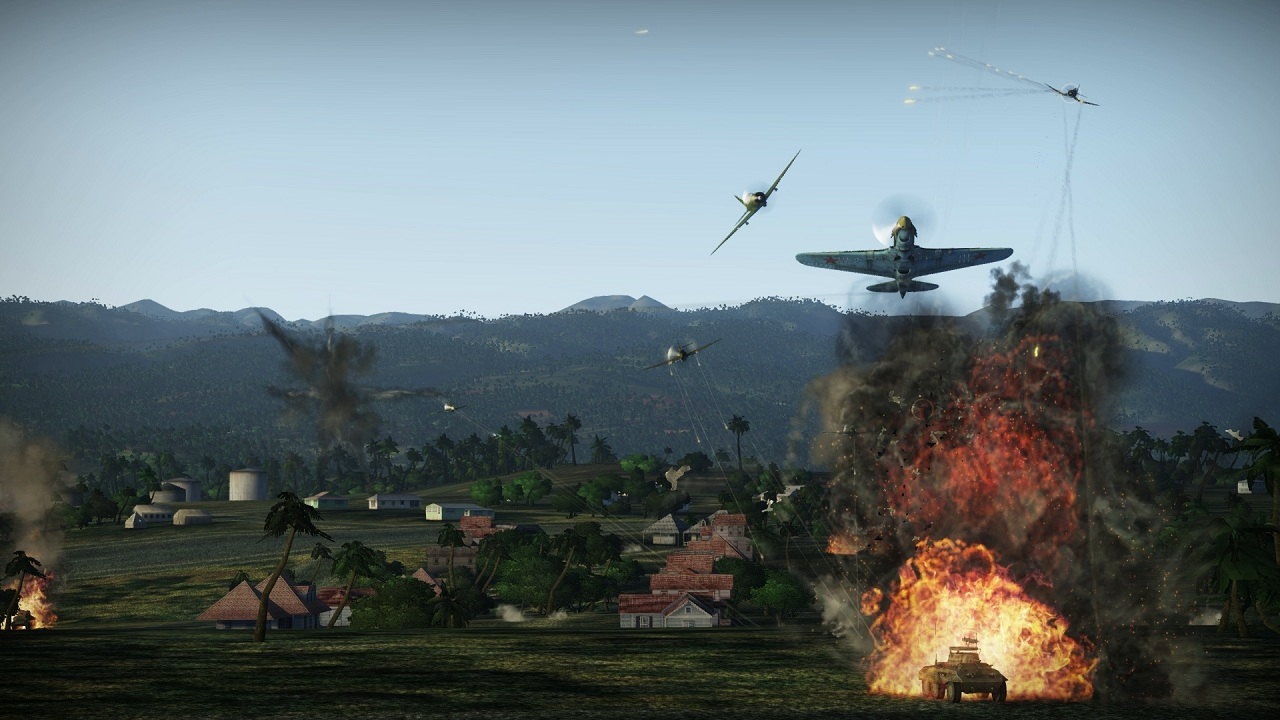 war thunder playstation 4 port announced accompanied by ground forces teaser trailer. Black Bedroom Furniture Sets. Home Design Ideas