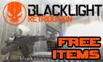 Blacklight Retribution Free Items Giveaway 2