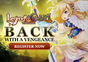 Legend of Edda: Vengeance Closed Beta 2 Key Giveaway