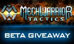 MechWarrior Tactics Closed Beta Key Giveaway