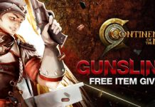 C9 Gunslinger Free Items Giveaway 2