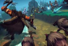 Free-to-Play Dungeon Defenders 2 Announced, Equipped With New MOBA Mode 2