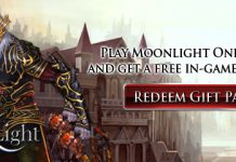 Moonlight Online Free Items Giveaway 2