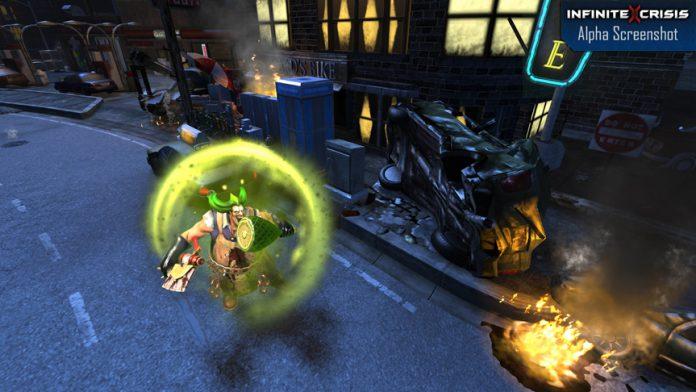 Multiverse MOBA Madness: DC Universe Infinite Crisis Announced