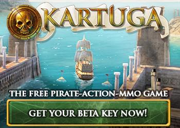 Kartuga Closed Beta Key Giveaway (More Keys)