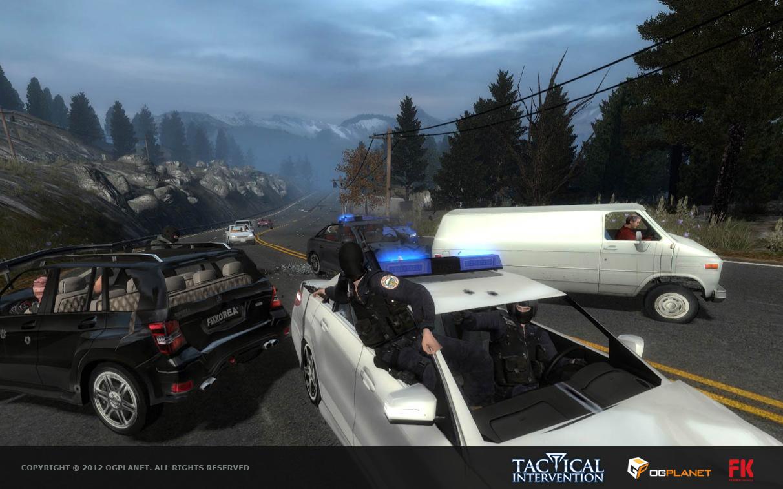 Tactical Intervention — характеристики и описание игры