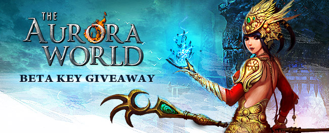 The Aurora World Closed Beta Key Giveaway