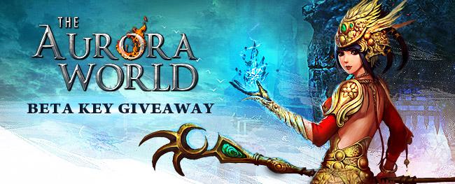 The Aurora World Closed Beta Key Giveaway