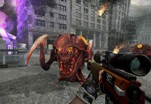 Alien Combat: Arctic Combat's new Co-Op mode now available