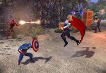 "Suit Up: Marvel Heroes Announces ""Iron Man"" Open Beta Weekend"