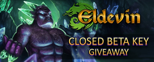 Eldevin Closed Beta Key Giveaway - MMO Bomb