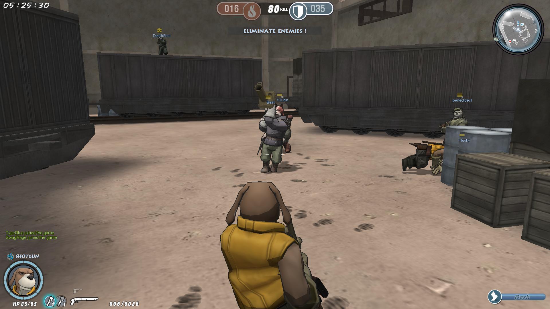 Gundog 3