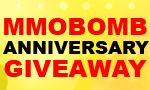 MMOBomb 2nd Year Anniversary Giveaway