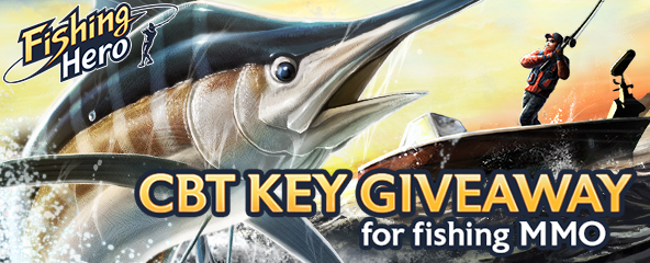 Fishing Hero Closed Beta Key Giveaway