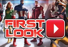 Marvel Heroes First Look Video 1