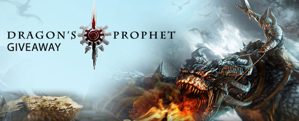 Dragons Prophet EU Closed Beta Key Giveaway