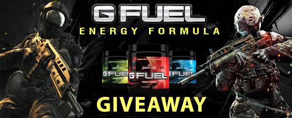 free G Fuel Energy Formula