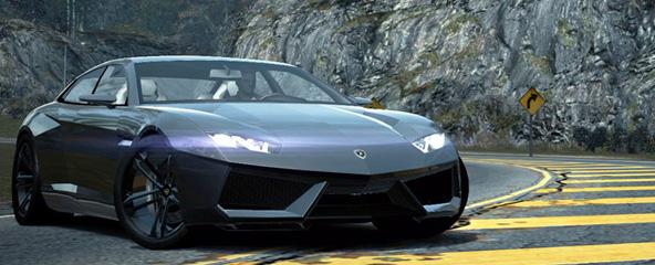Need For Speed World Lamborghini Estoque Giveaway