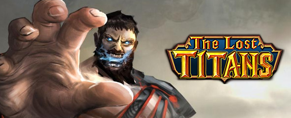 The Lost Titans Free Items Giveaway