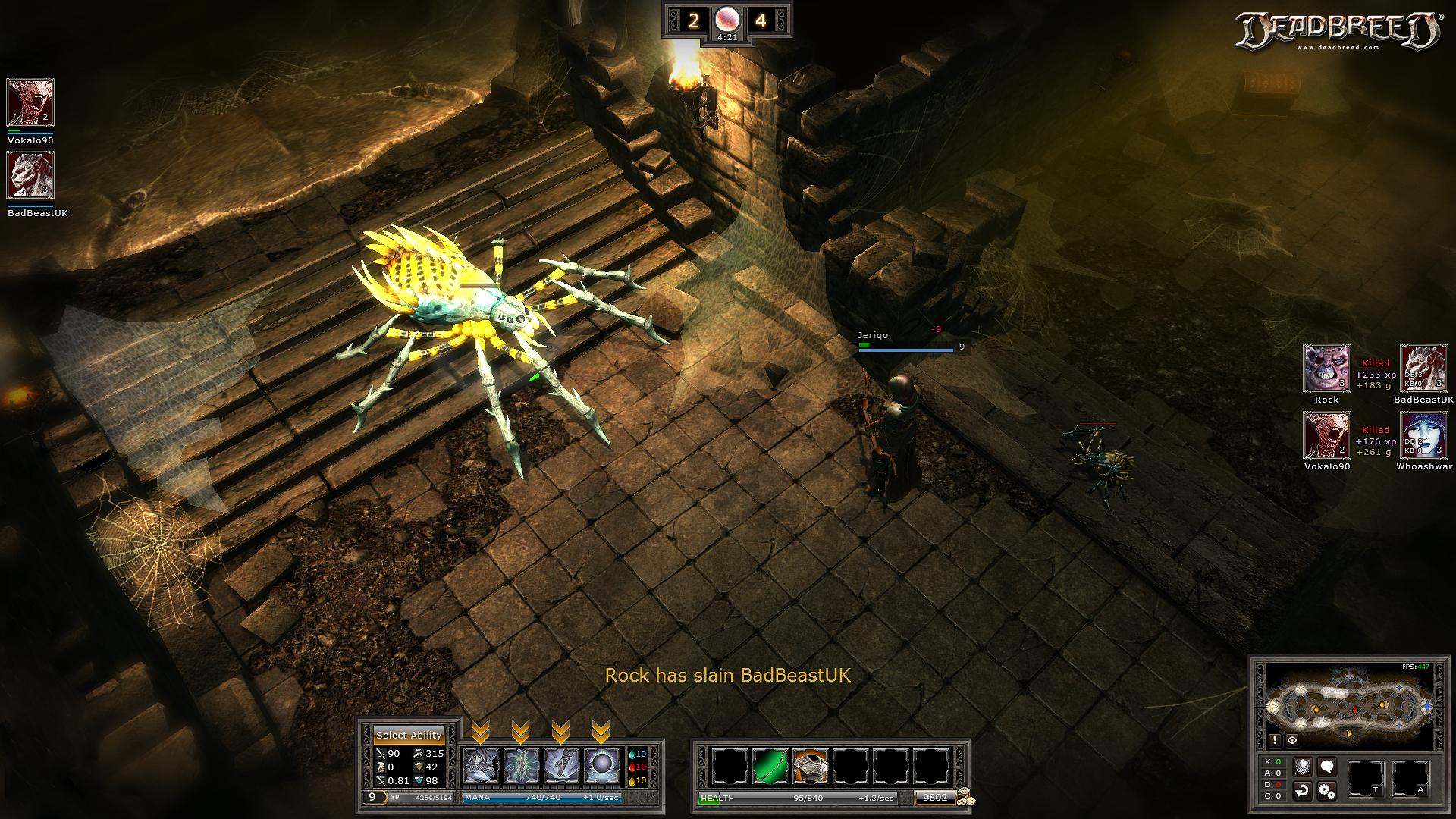Deadbreed_spider