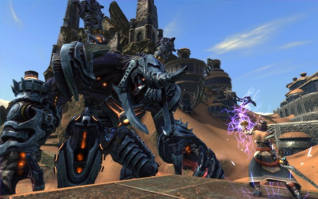 Trion Worlds Launches Creator Program To Showcase Players' Artistic Endeavors