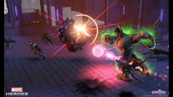 Simply Marvel-ous: Marvel Heroes Review 5