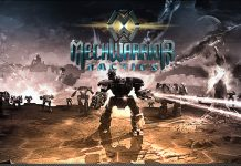 Two Hours of Tantalizing of Mechwarrior Tactics Gameplay