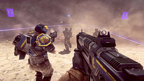 Generating Content: Planetside 2 will allow players to create their own missions
